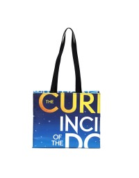 Curious Incident Recycled Banner Tote Bag